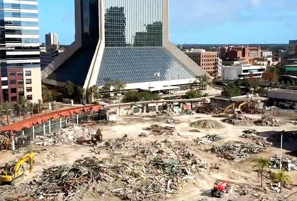 Jacksonville Landing Demolition: What Comes Next for Downtown Jax